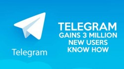 Amid Facebook and Instagram outage Telegram gains 3 million new users