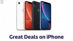 Flipkart Mobile Bonanza offers on iPhones: iPhone XR, iPhone 8, iPhone XS Max and more