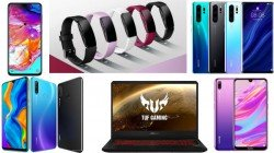 Week 13, 2019 launch round-up: HUAWEI P30 Pro, Galaxy A70, Moto G7 and more