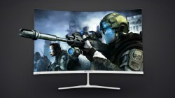 Zebronics launches 80 cms curved LED Monitor for Rs. 26,999