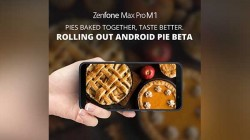 Asus rolls out Android 9 Pie beta for Zenfone Max Pro M1