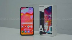 Samsung Galaxy A70: The Good, The Bad, and The X factor