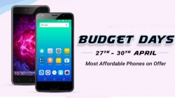 Flipkart offers best deals on budget smartphones: Lava Z61, Gionee A1 Lite, Yu Yunique 2 and more
