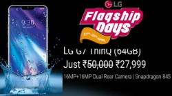 Flipkart offers 44% off on LG G7 ThinQ: Threat to other high-end smartphones