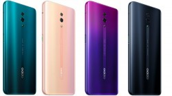 New renders show OPPO Reno in 4 stunning color variants