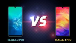 Realme 3 Pro vs Redmi Note 7 Pro: Battle between the best