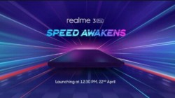 Realme 3 Pro will launch on 22nd of April: Speed Awakens
