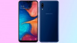 Samsung Galaxy A20 goes on sale for Rs 12,490 in India today