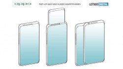 Oppo patent reveals new smartphone design with pop up display