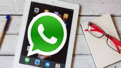 WhatsApp for iPad could be released soon as a standalone app