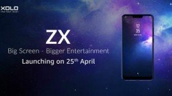 Xolo ZX to be launched on April 25; gets listed on Amazon