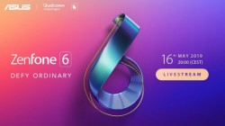 Asus ZenFone 6 launch event: Watch the live streaming here