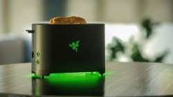 You can't believe it Razer is literally working on a Toaster