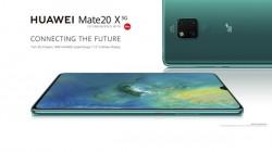 Finally Huawei release a 5G phone, Huawei Mate 20 X (5G) that we can buy