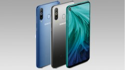 Samsung Galaxy A8s with punch-hole display gets stable Android Pie update