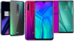 List of smartphones expected to go official in May 2019
