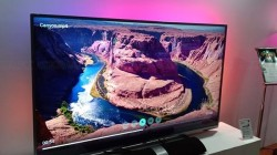 Ambilight Philips Ultra HD TV available at Amazon for Rs.138,999