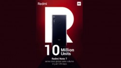 Redmi sold 10 million units of Note 7 series in just 129 days