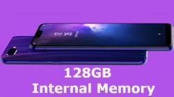Smartphones With 128GB Internal Storage Under Rs.15,000
