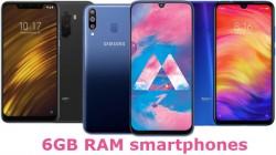Best 6GB RAM smartphones to buy under Rs. 20,000