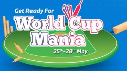 Flipkart World Cup Mania (May 23rd to 28th): Avail special offers on Mi Televisions