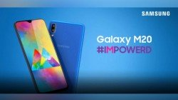 Samsung Galaxy M20 now available at a slashed price