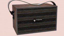 VingaJoy HT2090 Wooden Vintage portable speakers announced for Rs 3,999 in India