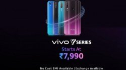 Vivo Y Series Smartphones To Buy In India Starting From Rs. 7,990