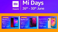 Amazon Mi Day Sale Offers – Buy Redmi 7, Redmi Y3, Redmi 6A And More On Discount