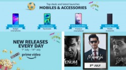 Amazon Prime Day Sale Preview Offers – Smartphones, Laptops, Movies And Much More