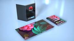 Huawei Already Working On A Dual-Folding Smartphone