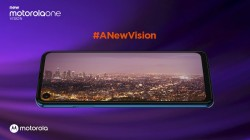 Motorola One Vision Launched In India For Rs. 19,999