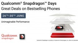 Flipkart Qualcomm Snapdragon Days Sale Is Here – Buy Powerful Smartphones At Huge Discounts