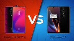 Redmi K20 Pro Vs OnePlus 6T: Which Is The Best Smartphone Under Rs. 30,000 In India?