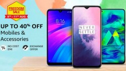Amazon Freedom Sale In India – Get Up To 40% Discount On Smartphones