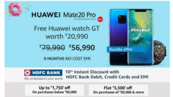 Amazon Prime Day 2019: Huawei Mate 20 Pro Bundle Offer For Rs. 56,990