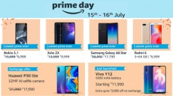 Amazon Prime Day Sale – Get 50% Off Galaxy A8 And Other Mid-range Smartphones