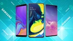 Top Samsung Smartphones With 8GB RAM To Buy In India
