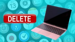 How To Delete Application From Apple MacBook And Mac OS