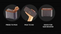 Lumiford 2.1 Subwoofer Dock First Impression: Elegant Yet Affordable