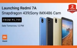 Redmi 7A Vs Other Budget Smartphones In India