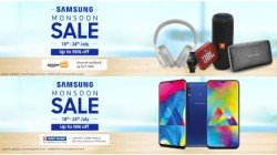 Samsung Monsoon Sale (July 18 to 24) – Get Up To 47% Off On Smartphones, TVs And More