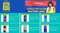Flipkart Big Shopping Days Sale – Offers You Can Avail On Popular Smartphones