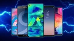 Best Samsung Quick Charging Smartphones Under Rs 20,000