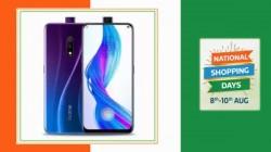 Flipkart Realme Independence Day Sale – Realme Smartphones On Discount