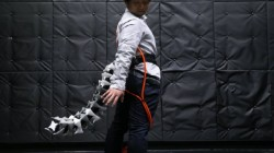 Meet Arque – A Robotic Tail For Humans To Improve Balance And Agility