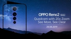 Oppo Reno 2 India Launch Scheduled For August 28 - How To Watch The Live Stream