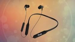 PTron Launches ZAP Neckband Earphones With 22 Hours Playback