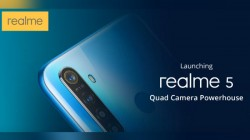 Realme 5 Confirmed To Pack 5000 mAh Battery And Quad-Cameras