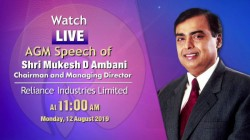 Jio GigaFiber, JioPhone 3 Likely To Launch At AGM 2019: Watch The Live Stream Here